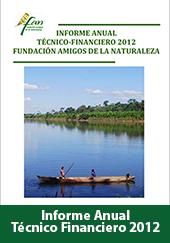 Informe anual 2012-2